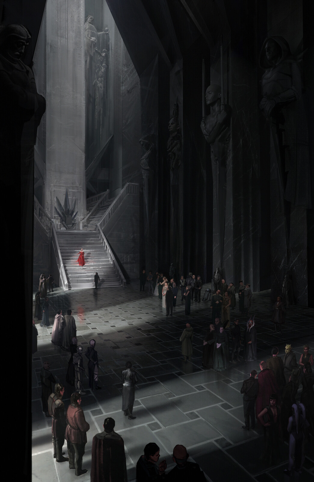 Sith Throne