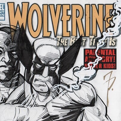 Frank percy wolverine last man standing