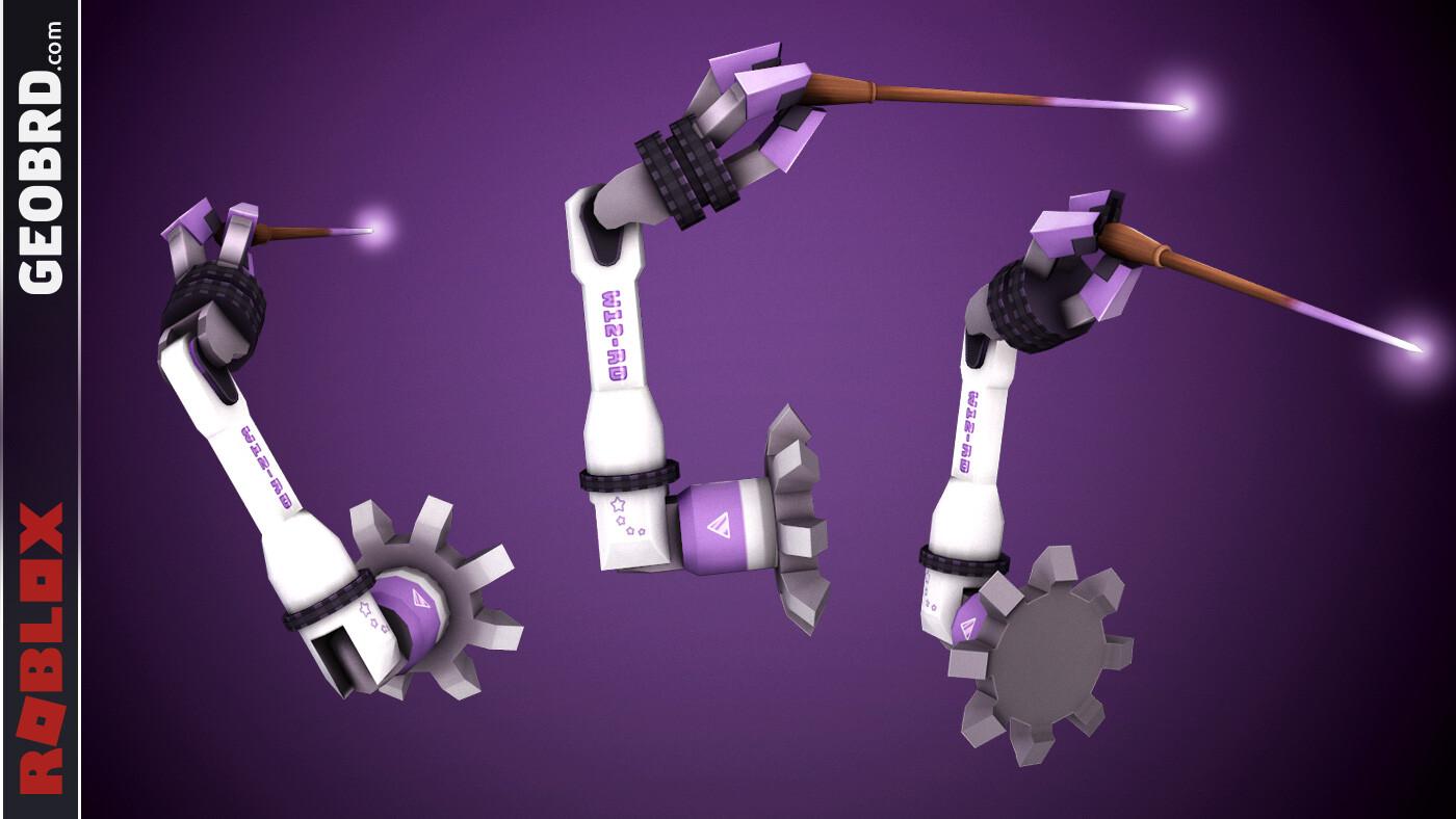 Extra Wizard Arm