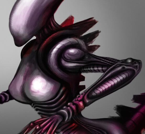 Sexy Xenomorph