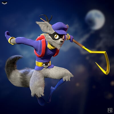 Sly Cooper Master Thief