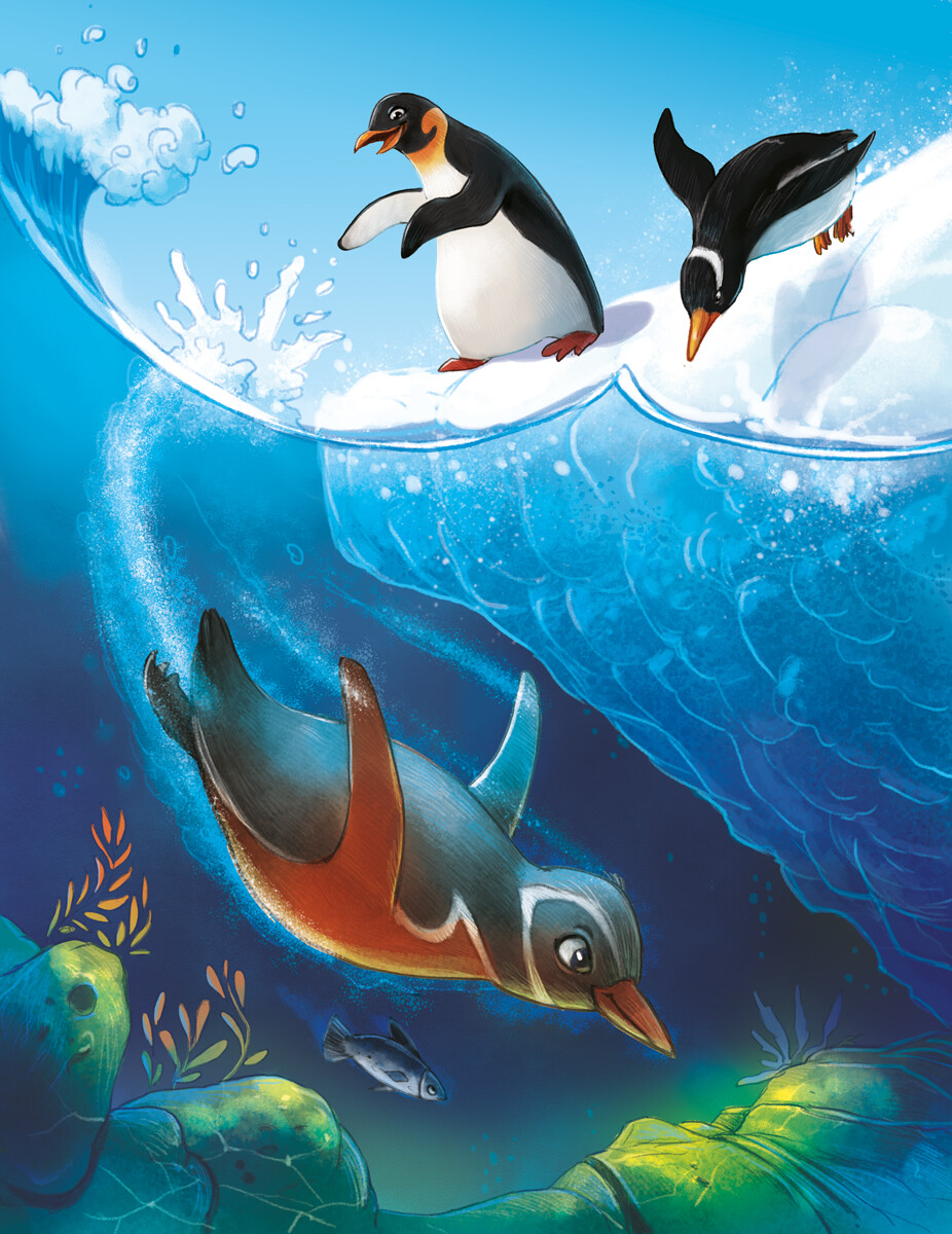 #pinguin #childrensbook