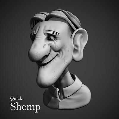 Hector rojo shemp 1