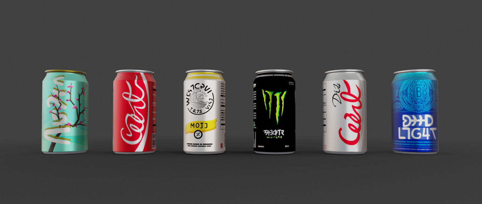 Recognizable Cans