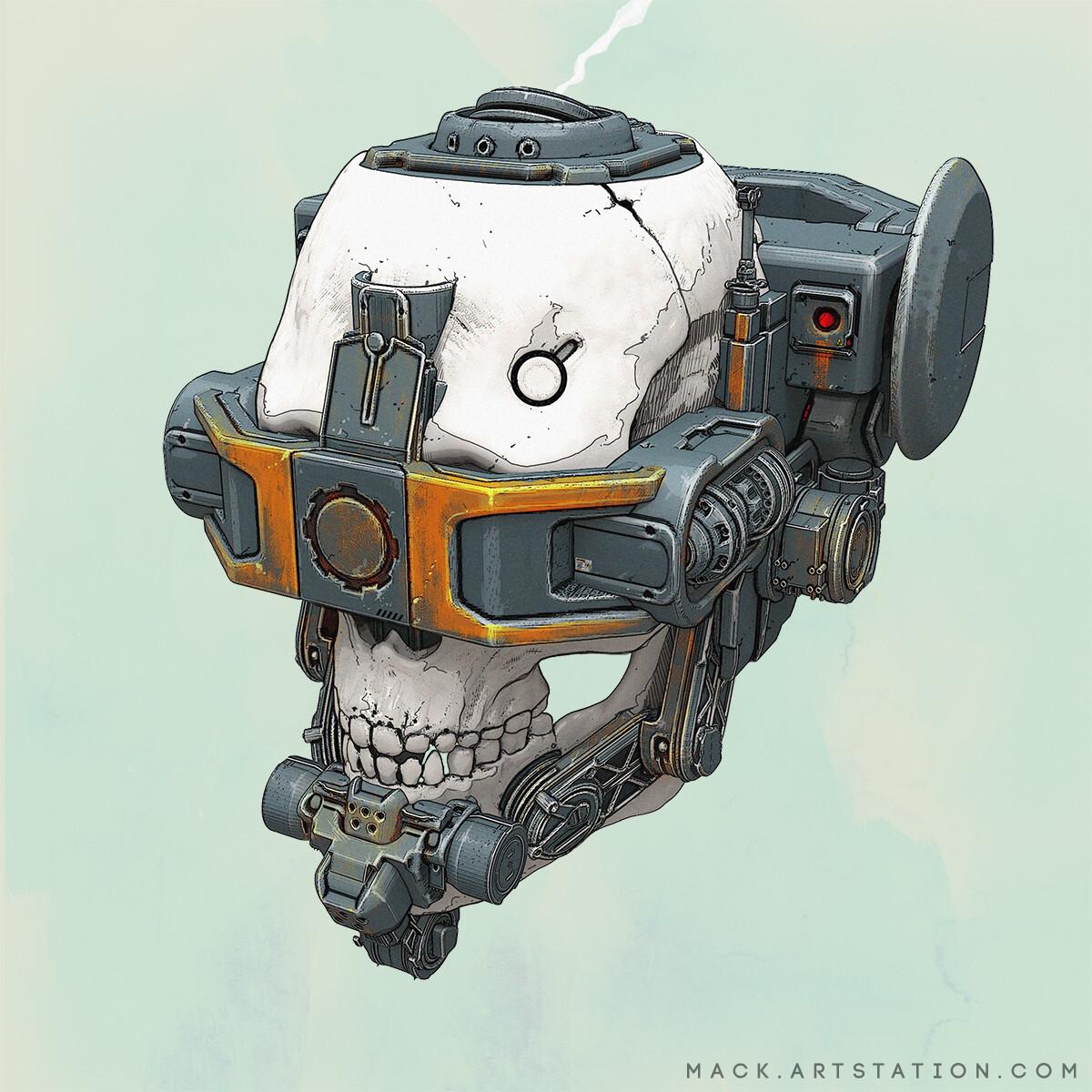 Skull Tech