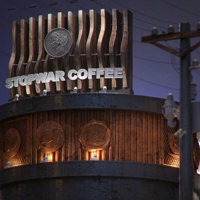Ying te lien coffee shop
