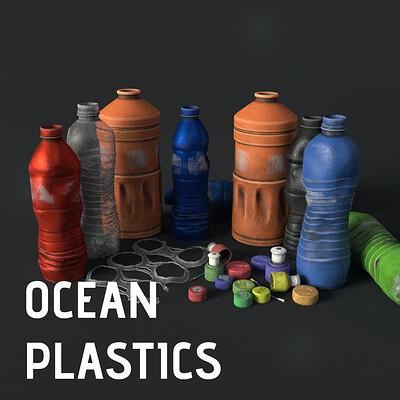 Eugenio stanislav show ocean plastics