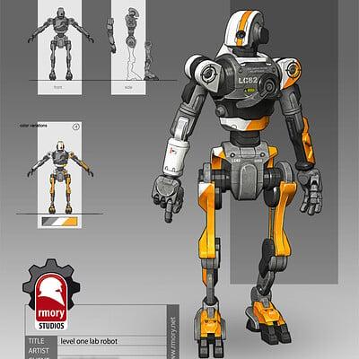Kris thaler labrobot2