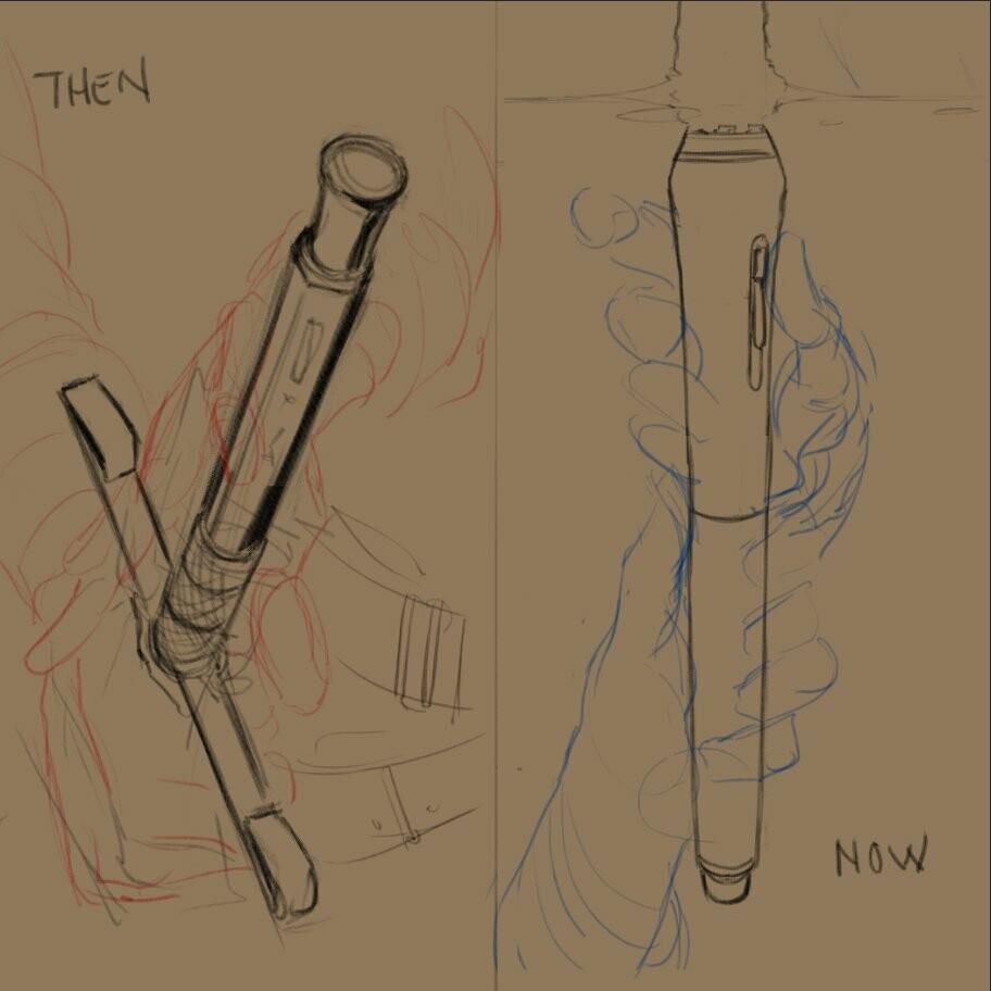 digital sketch layout.