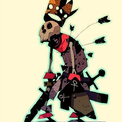 Satoshi matsuura 2020 03 05 skeleton king s