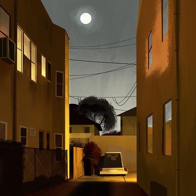 Isaac orloff light study