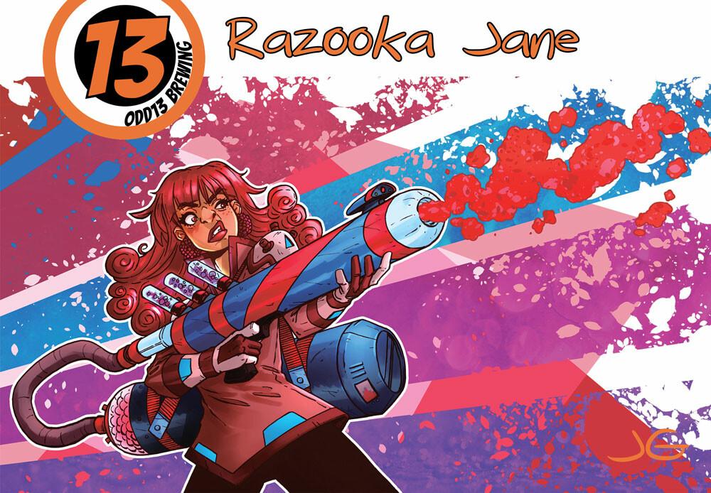 Razooka Jane