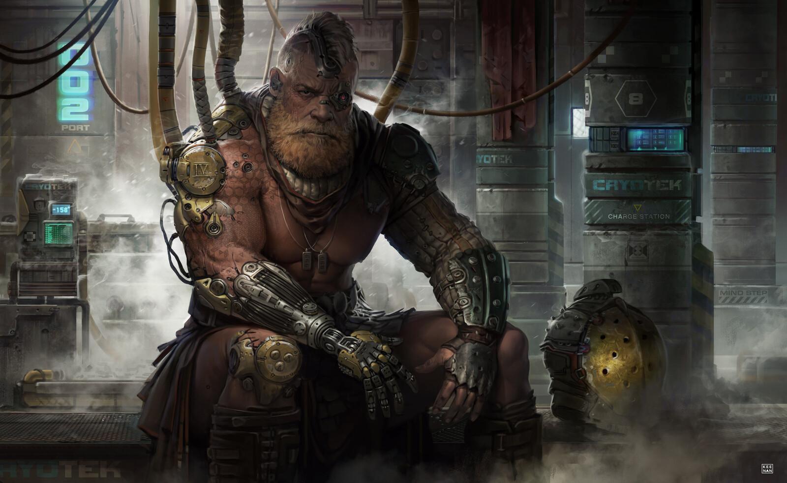 CP_Gladiator: King Leo