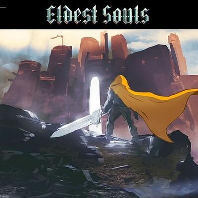 Eldest Souls - Announcement trailer arts