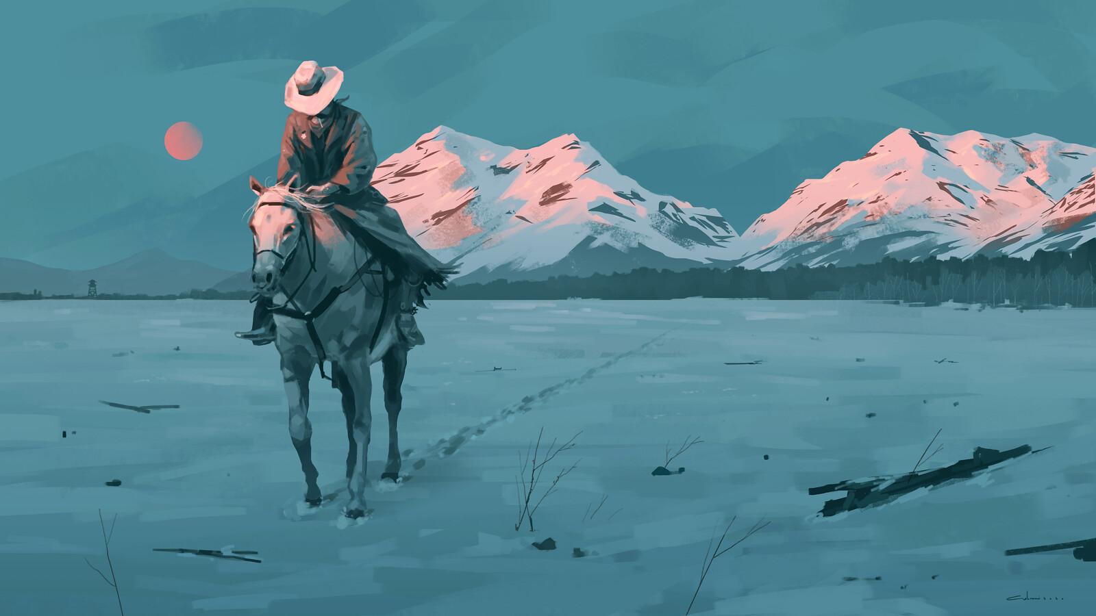 White West