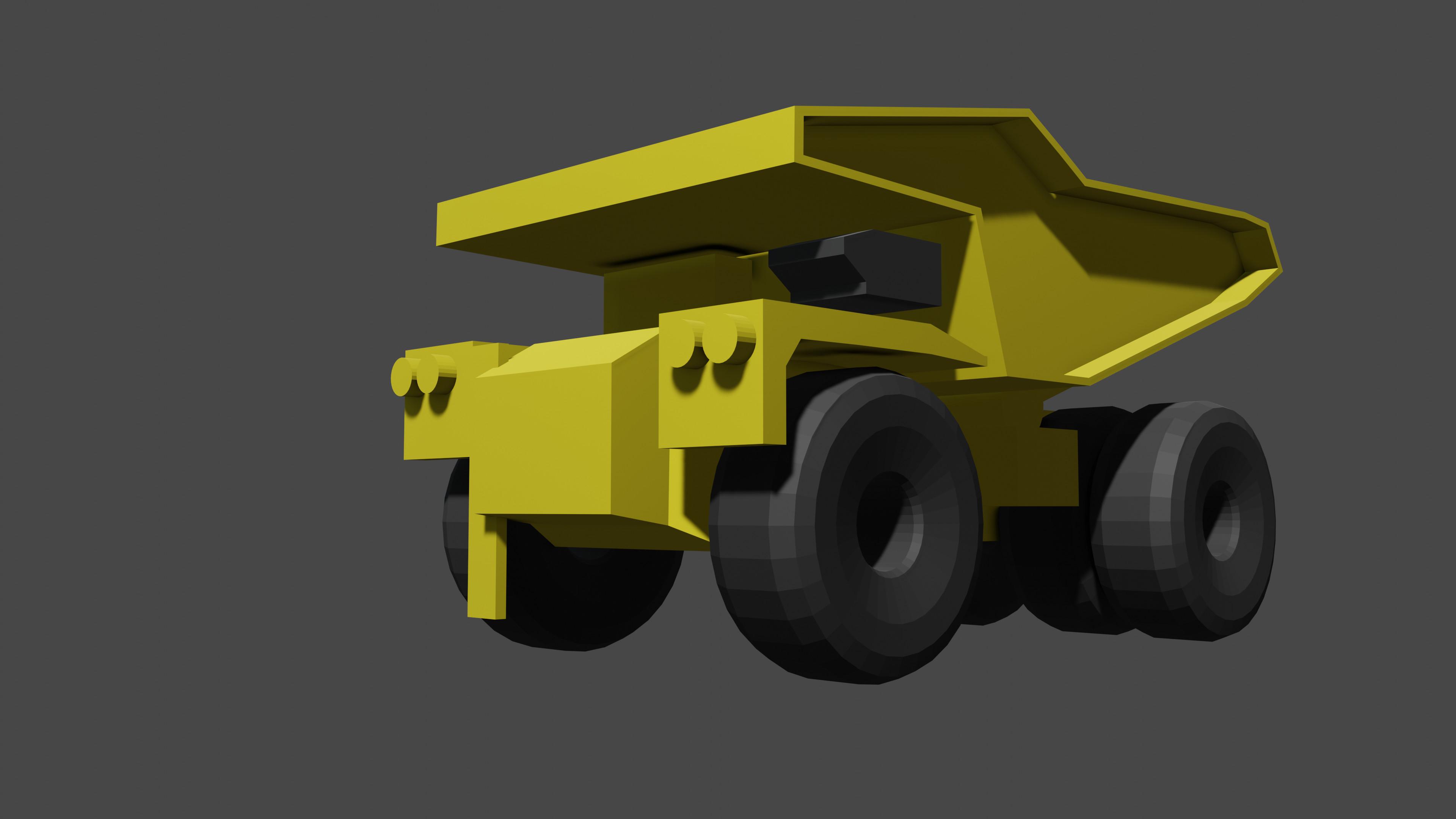 Base 3D render