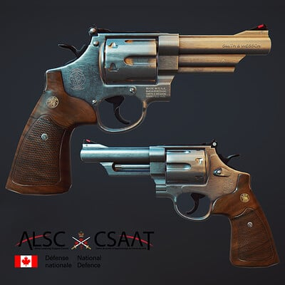Smith and Wesson -- Model 19 Classic