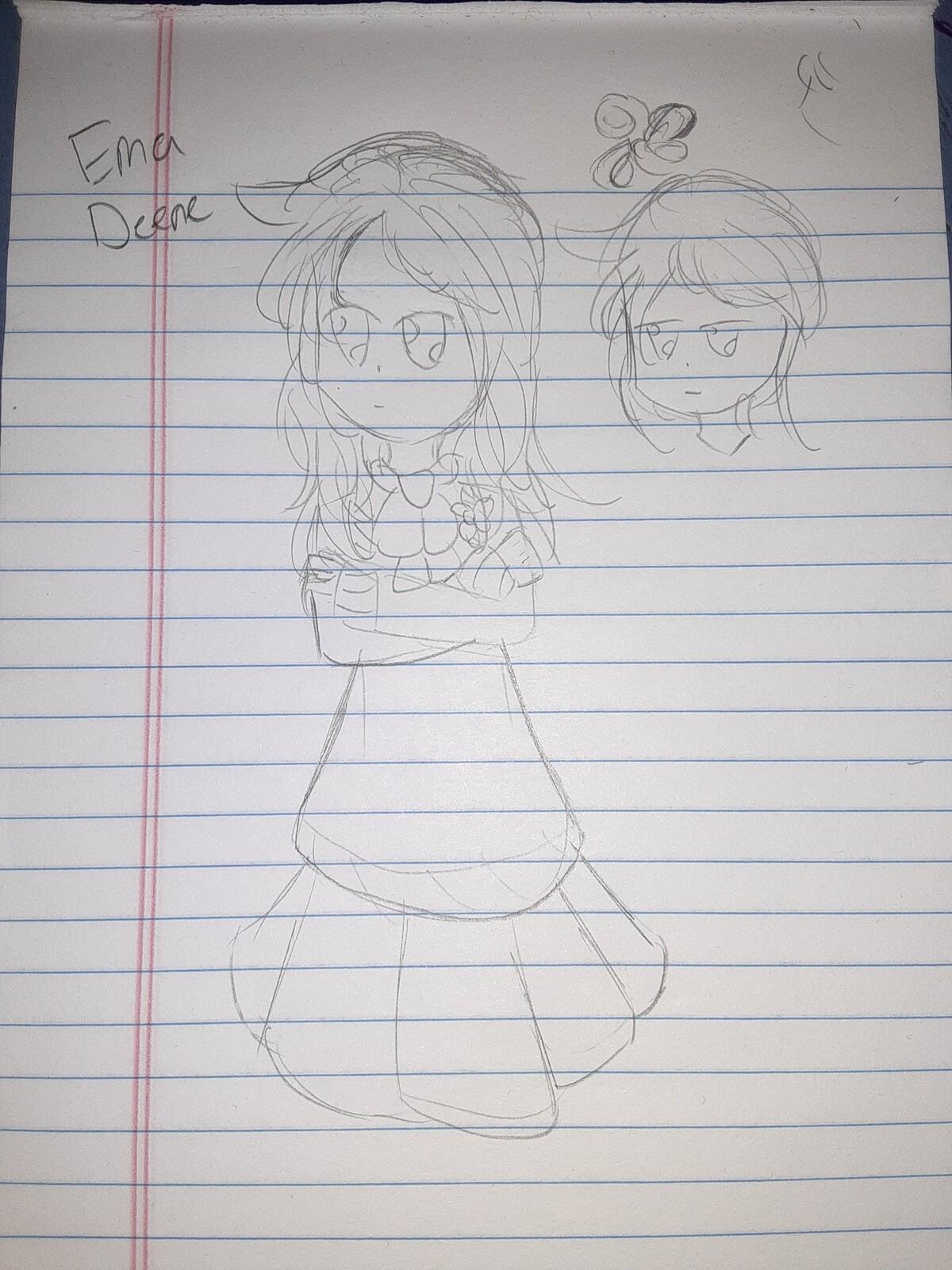 Concept art for Ema