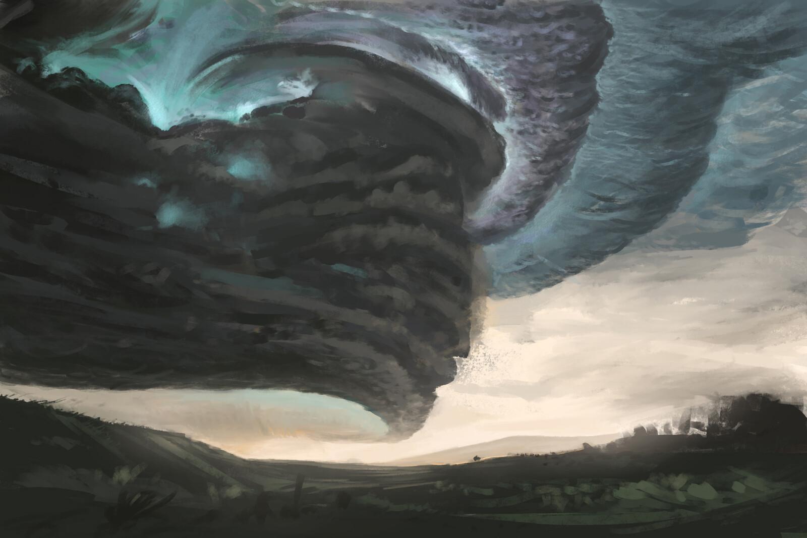 Storm Sketch