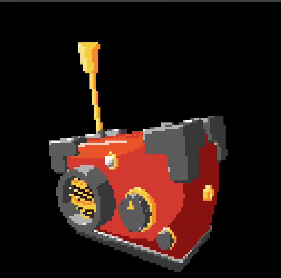 pixel render