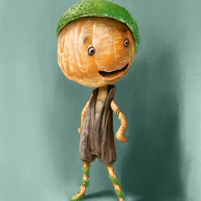 Biljana safarzik orangeboy