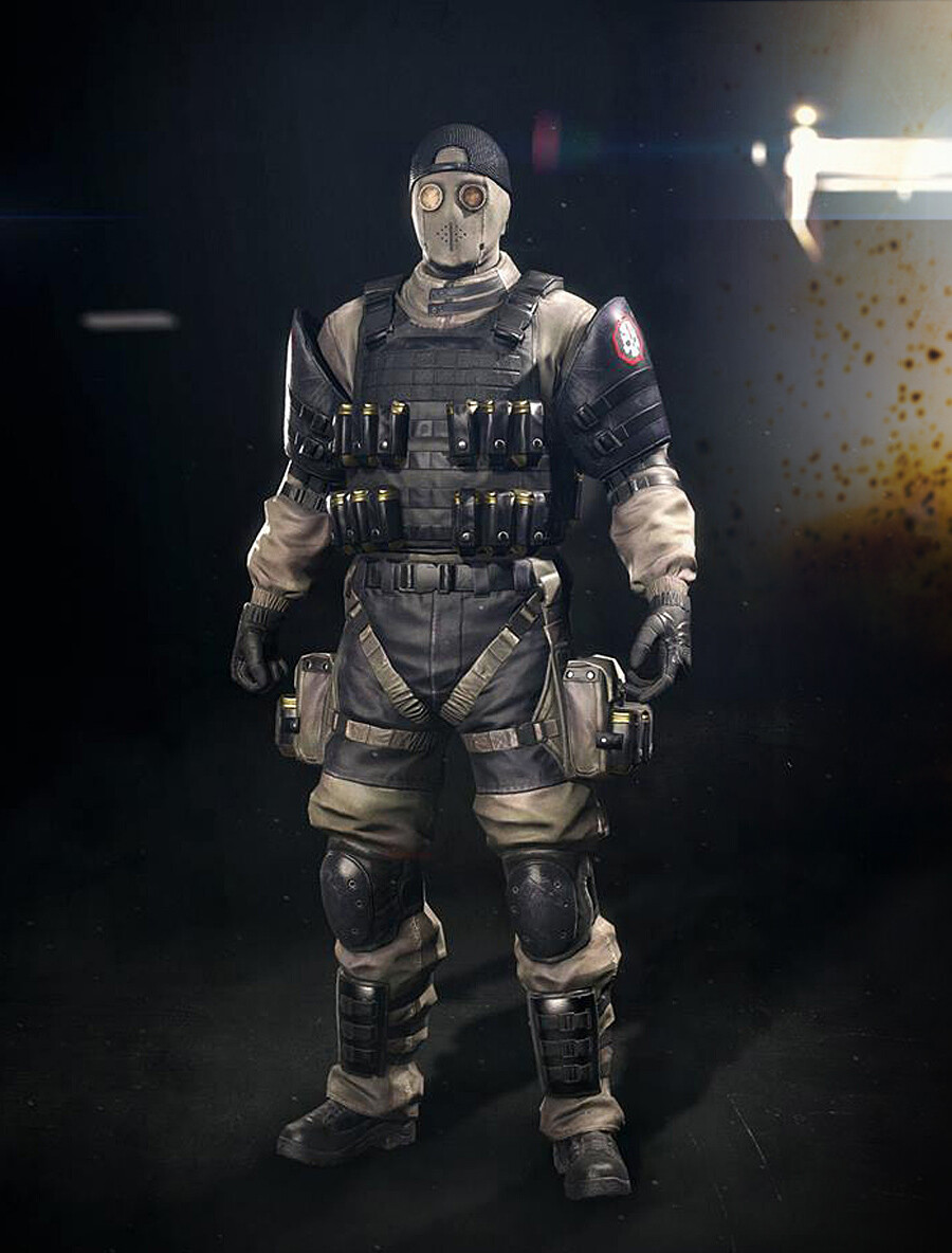 Shocktroop Cadet (Afterpulse)