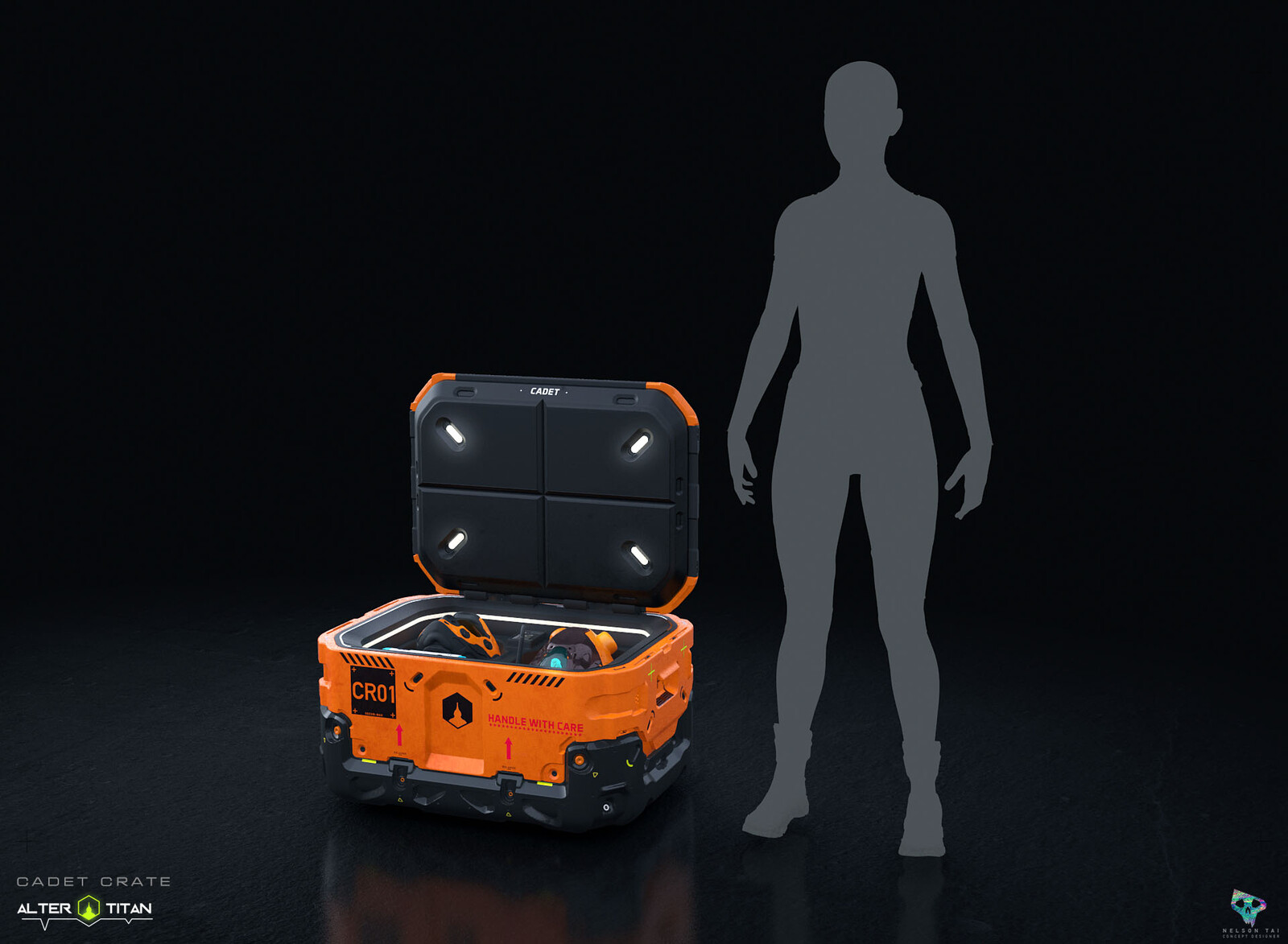 The standard - Cadet Crate with all the essentials
