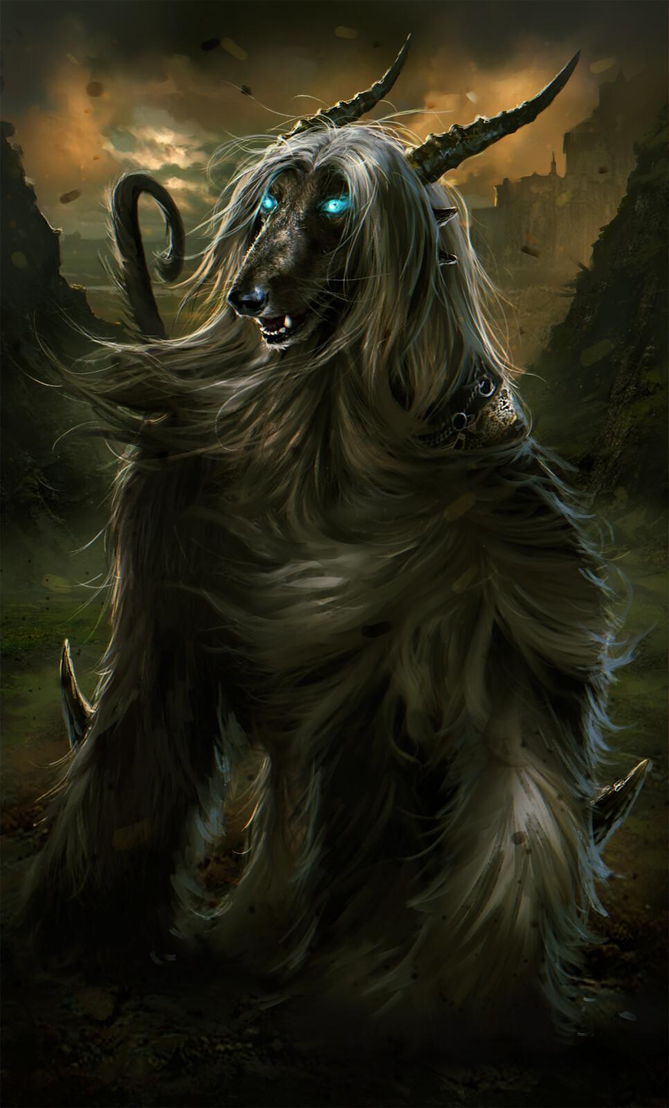 Fantasy Creature concept