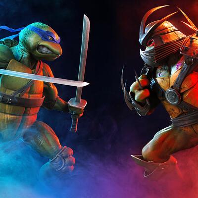 Ruben valente shredder vs leo v001
