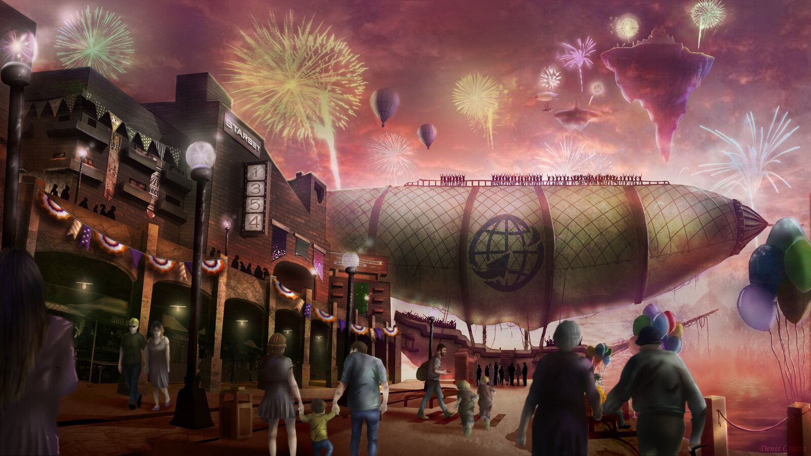 Sci-Fi Carnaval