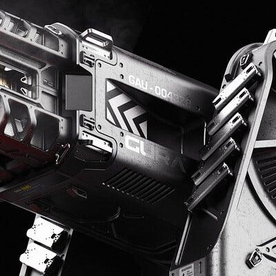 Edon guraziu laser turret teaser final 1