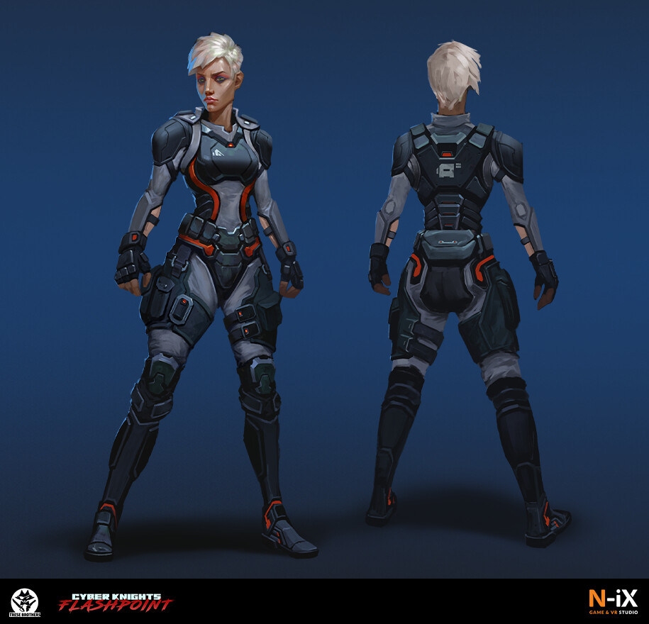 Cyber Knight: Flashpoint
