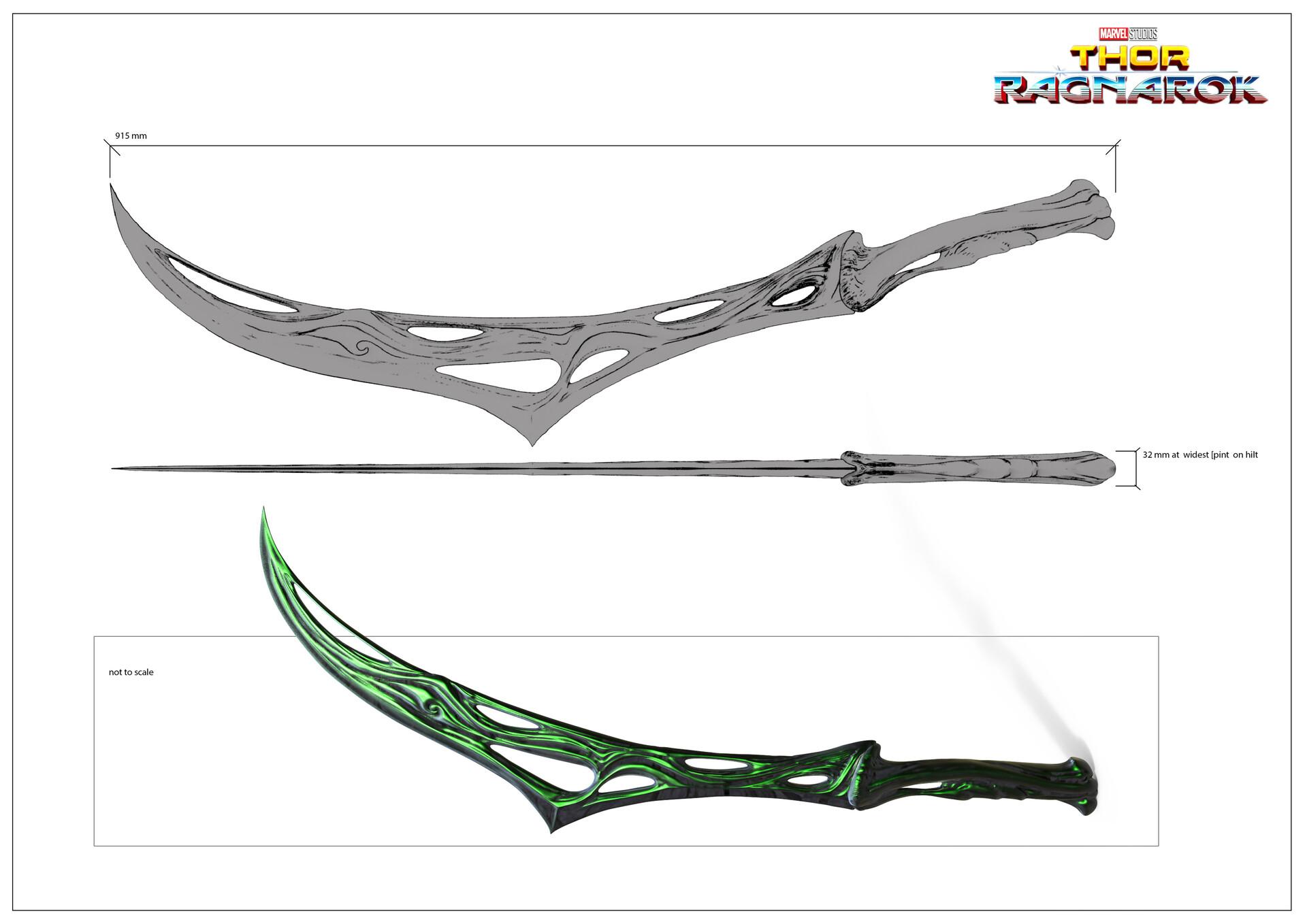 Hellas' minion  swords.