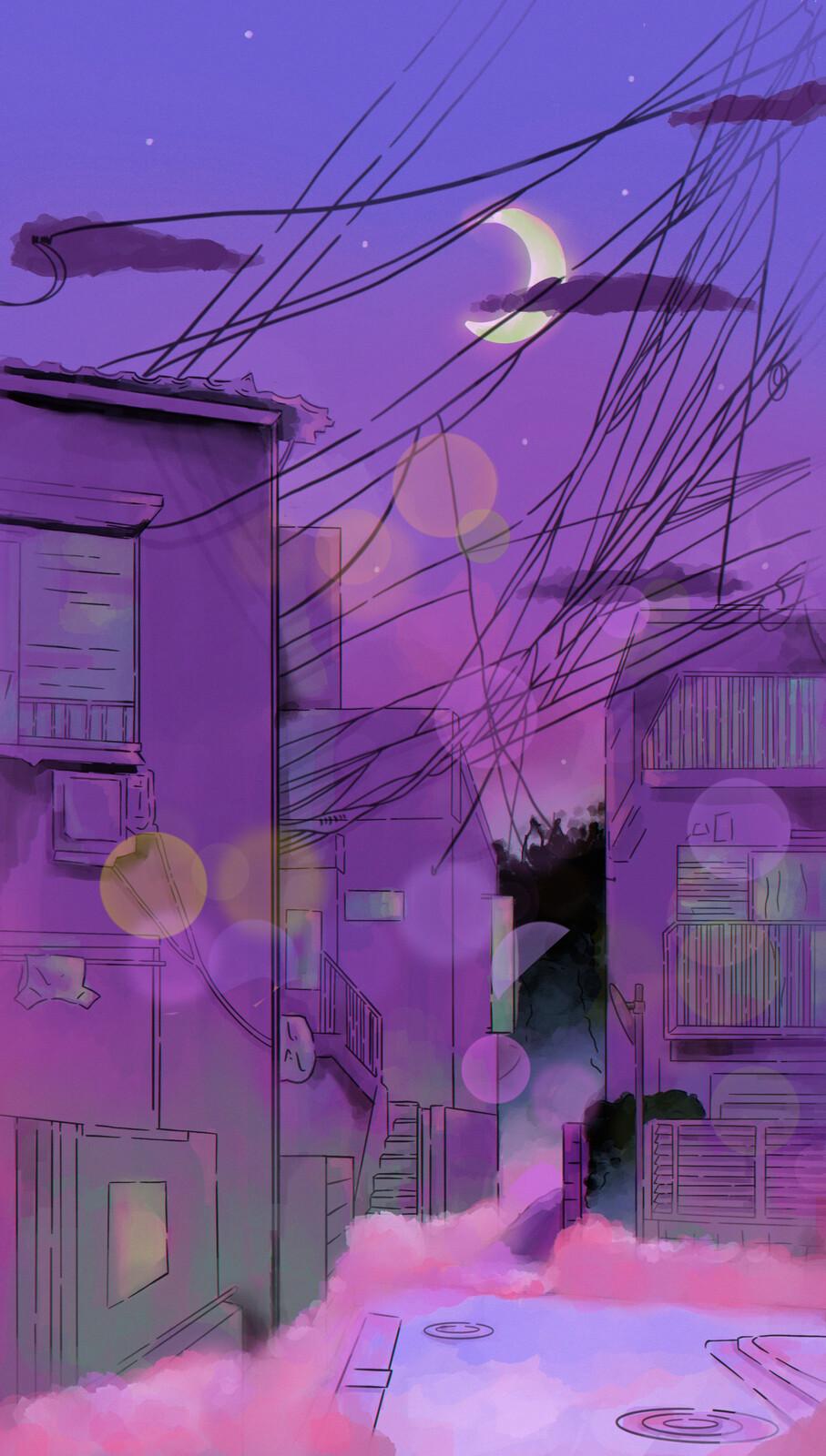 Concept Art - Street