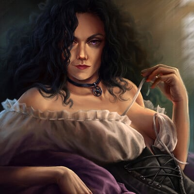 Dominika sikora yennefer dominika sikora witcher