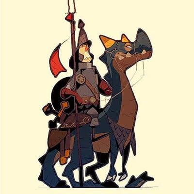 Satoshi matsuura 2020 03 24 dragoon guards s