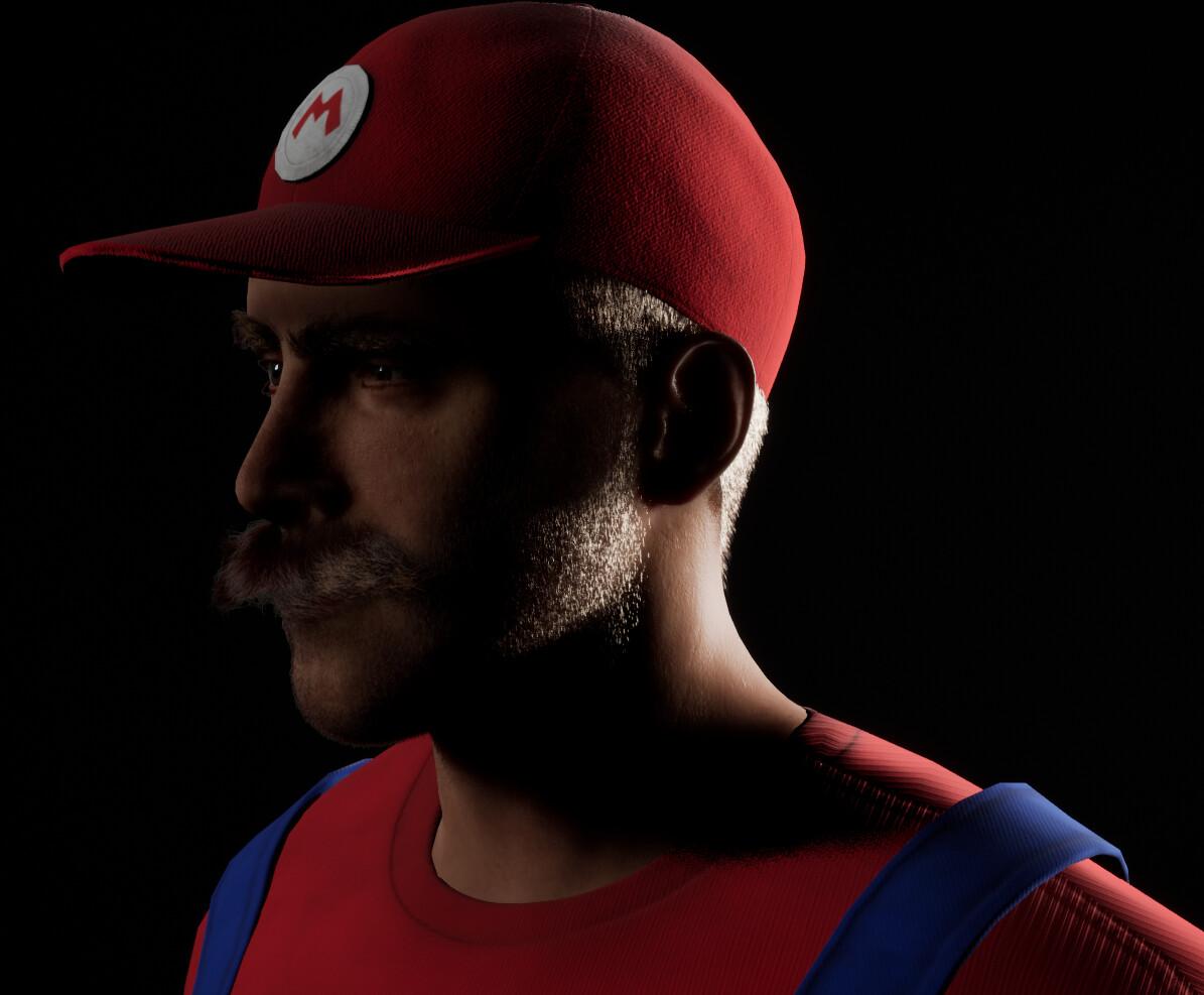 Mediocre Mario