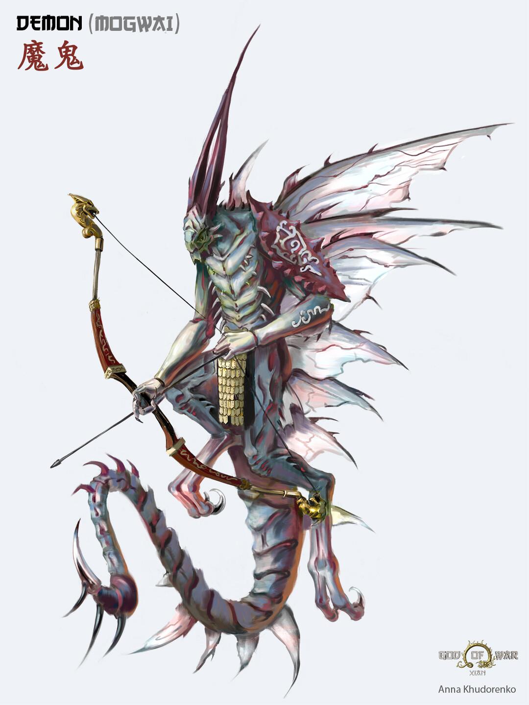 Mogwai (Chinese demon)