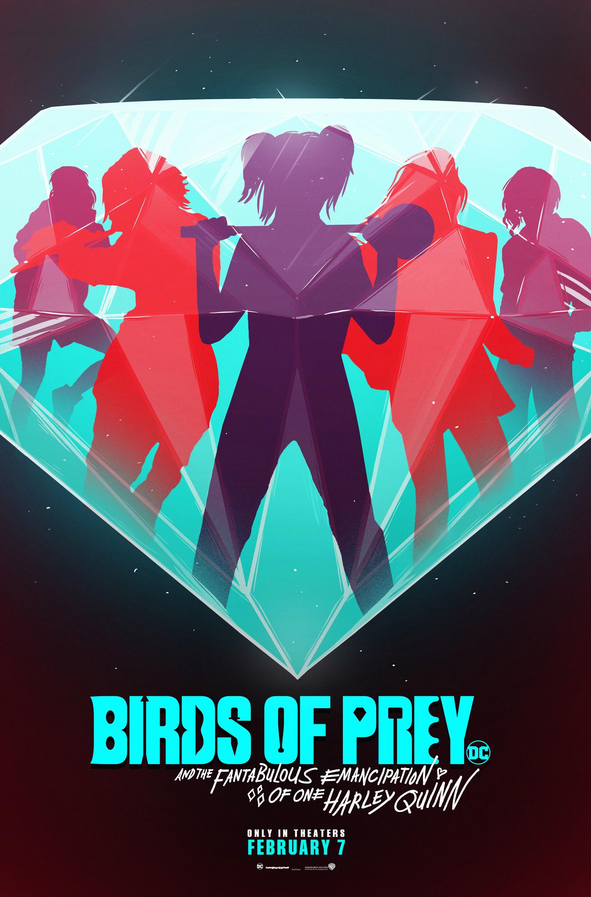Artstation Birds Of Prey 2020 William J Harris