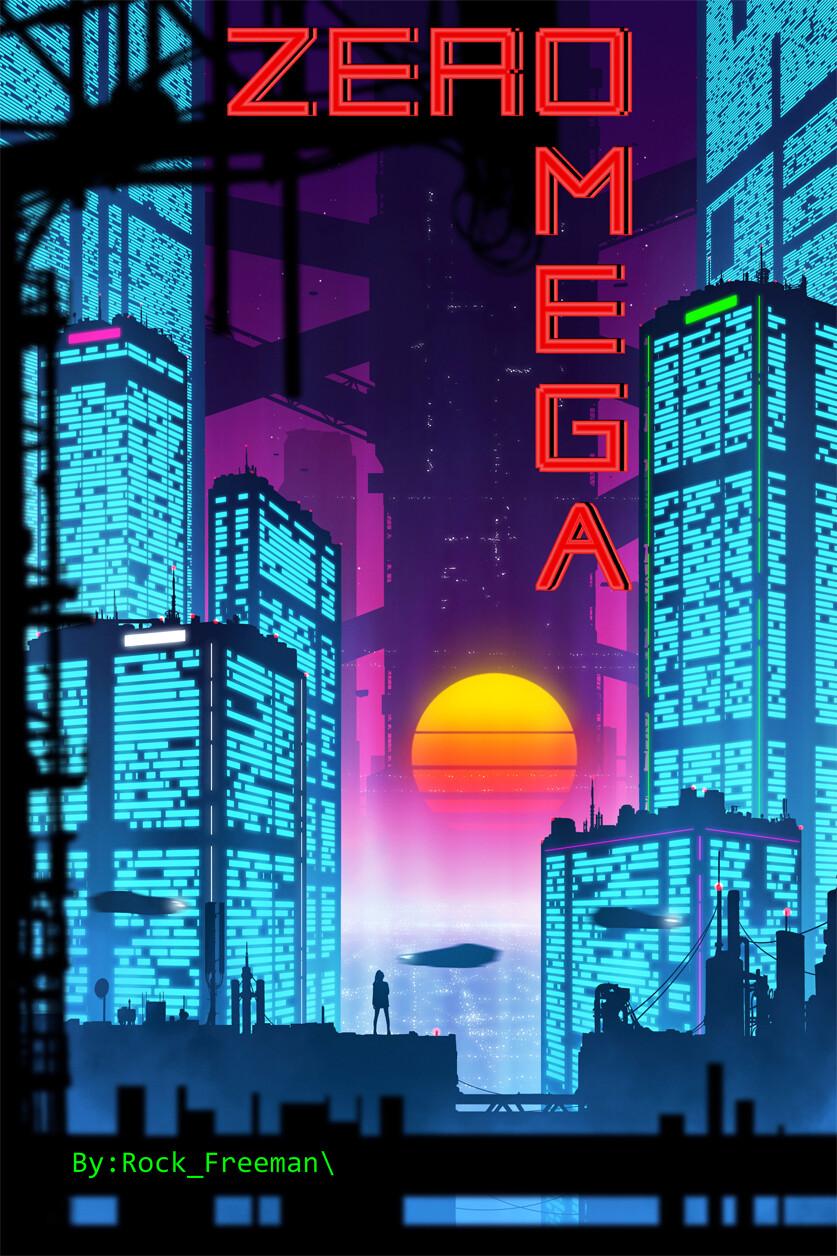 Commission Zeromega Book Cover