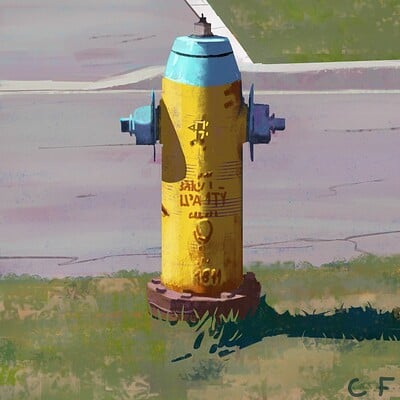 Connor fischer connorfischer firehydrant