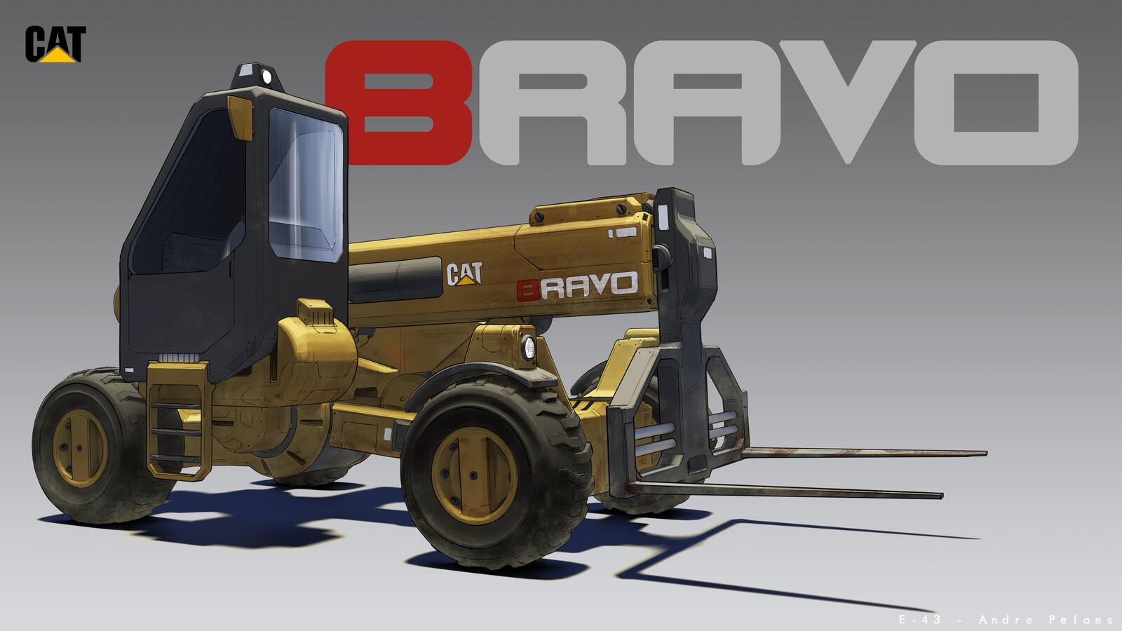 CAT - BRAVO