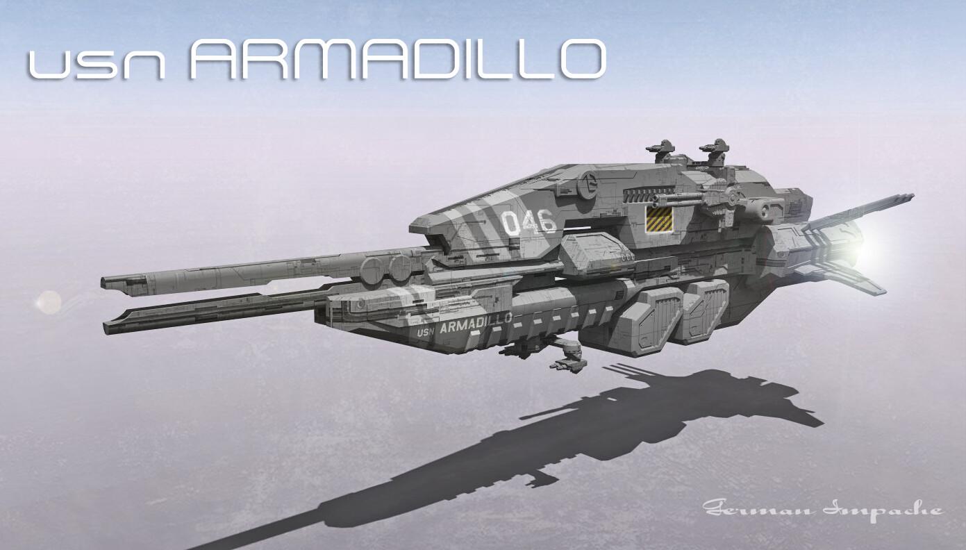 usn ARMADILLO