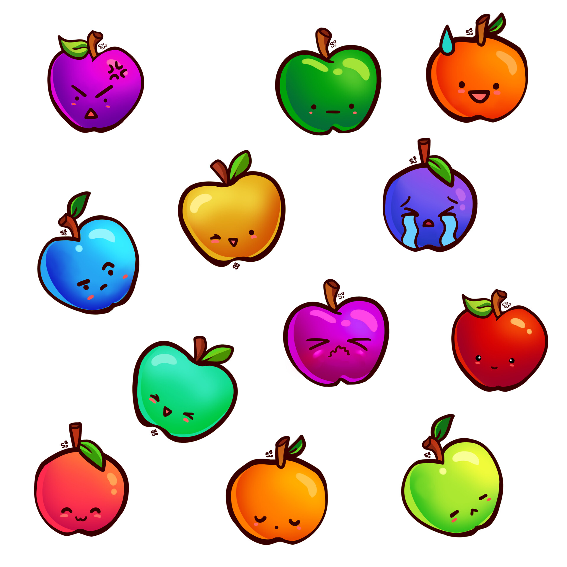 Poomki - Apples Expansion Pack