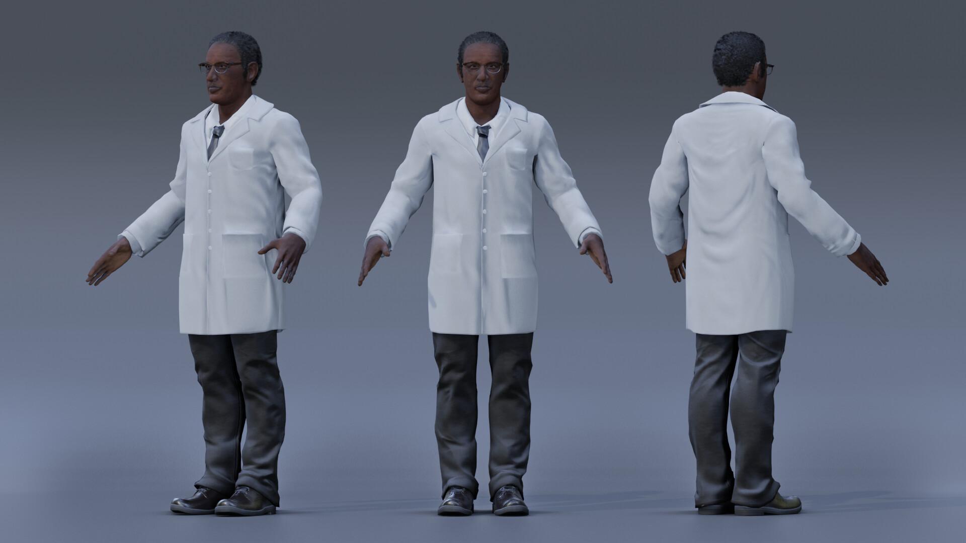 Dr. Alviston