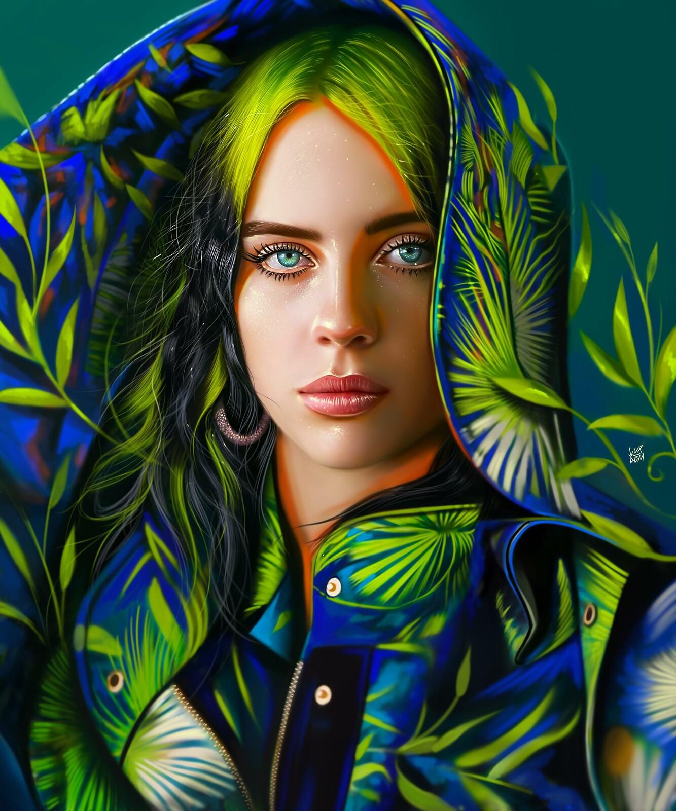 My Portrait Brushes: https://artstn.co/m/7DXp Donate me: https://artstn.co/m/XVRe