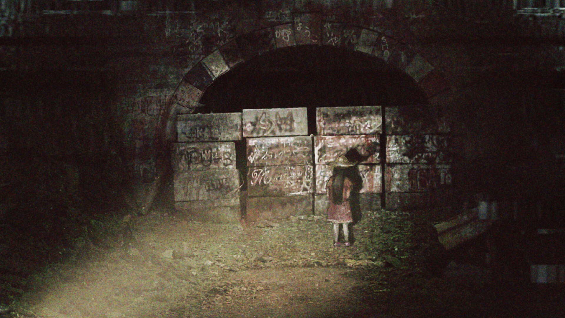 Ancient folklore has always been the bread and butter of the Fatal Frame series. But this game would also explore modern urban legends like the Inunaki tunnel.