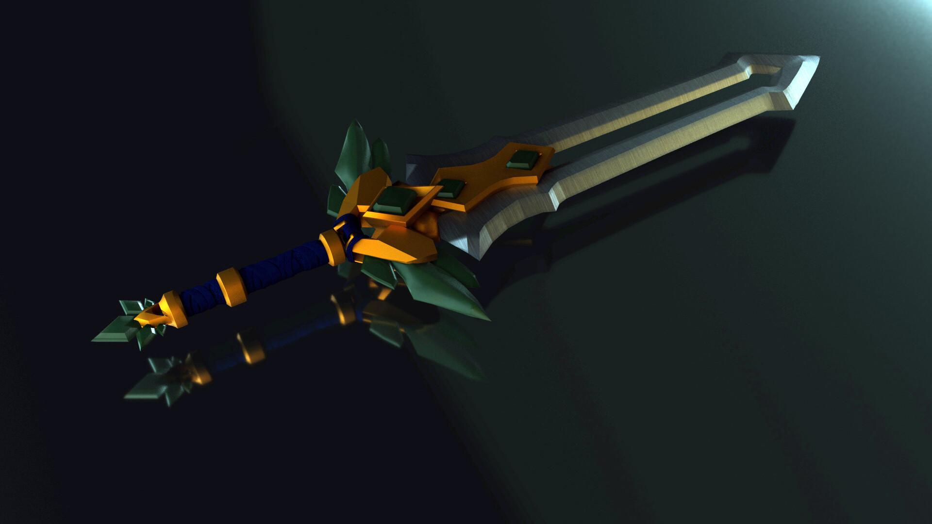 Warrior's Sword
