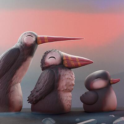 Oscar cuesta oscarcuesta ice birds