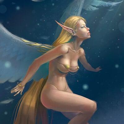 Andrey kamenov angel 06